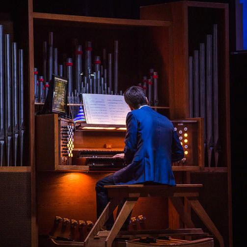 Концерт «Бах и тайны органной импровизации» со скидкой 50%