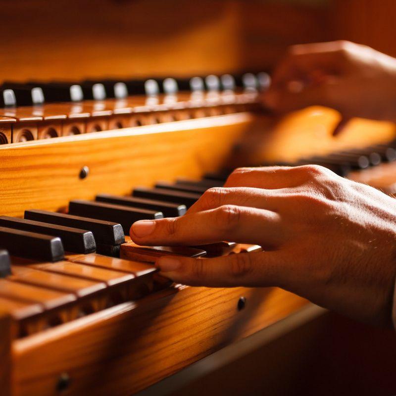 Органный концерт «Музыка вселенной»