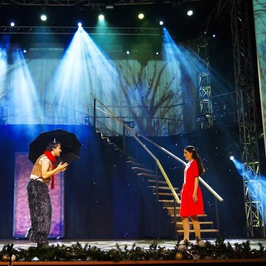 Спектакль для детей «Хроники Нарнии: Лев, Колдунья и платяной шкаф» со скидкой 30%