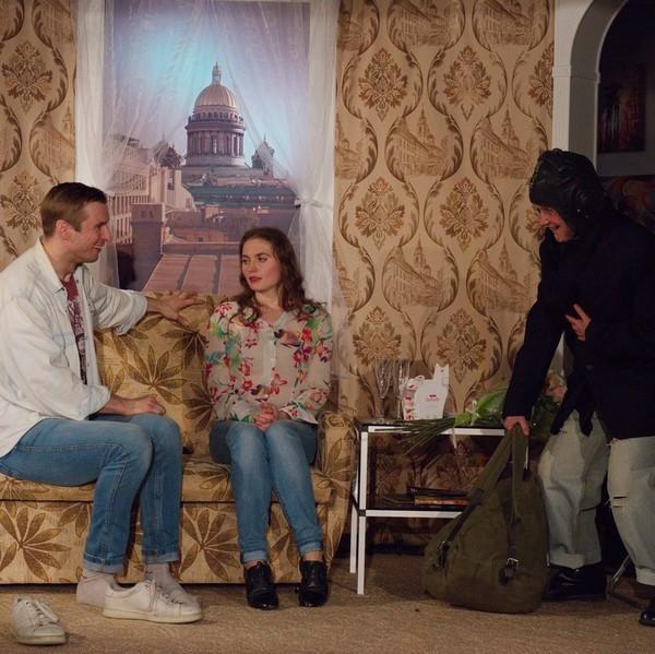 Спектакль «Седьмая квартира»