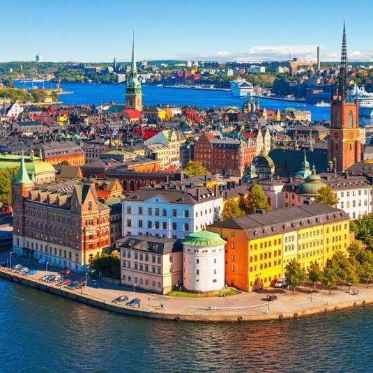 Трёхдневный круиз «Финляндия – Швеция: Хельсинки-Стокгольм-Турку-Порвоо»
