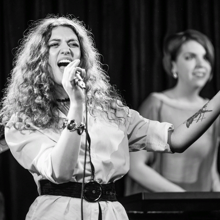 Концерт группы Jazz Sisters на сцене White Night со скидкой 50%