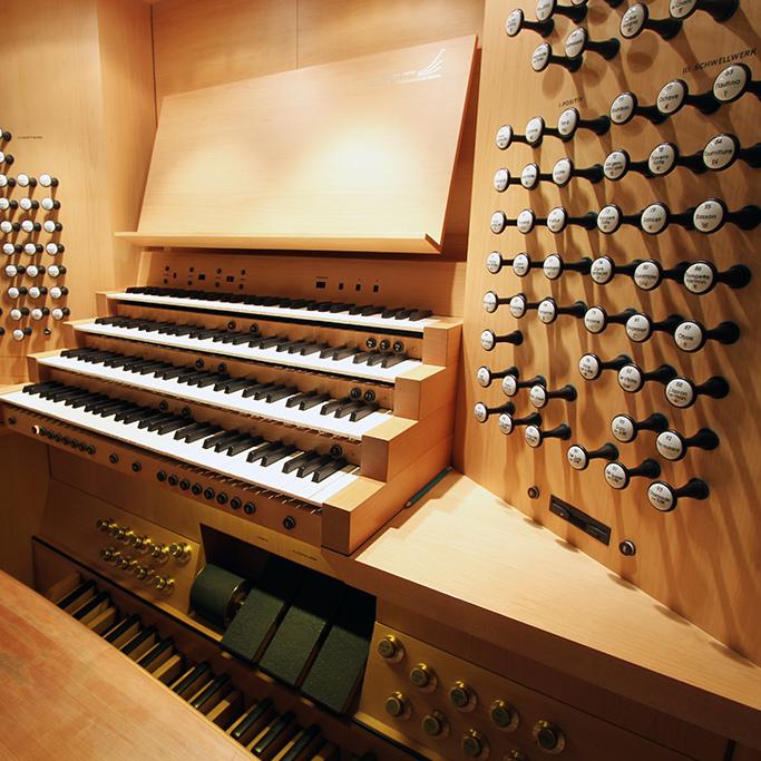 Концерт «Vox celesta: вокальный ансамбль и орган» со скидкой 50%