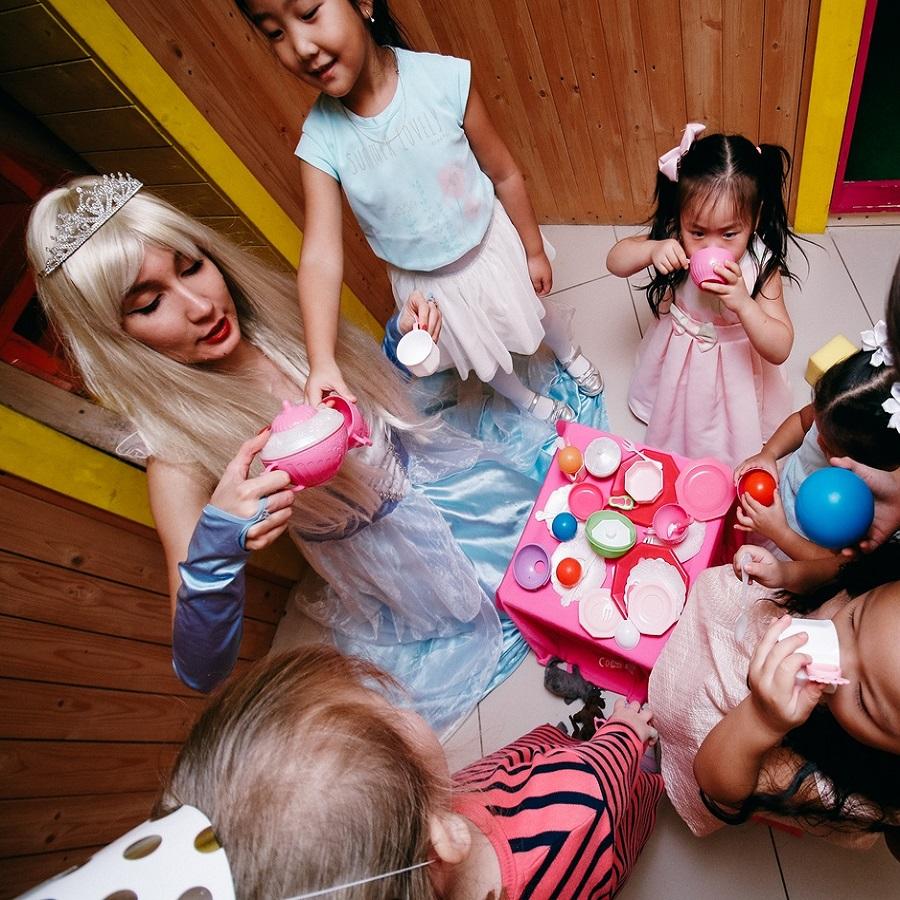 Квест для детей «Принцессы Диснея в Солнечном городе» со скидкой 50%