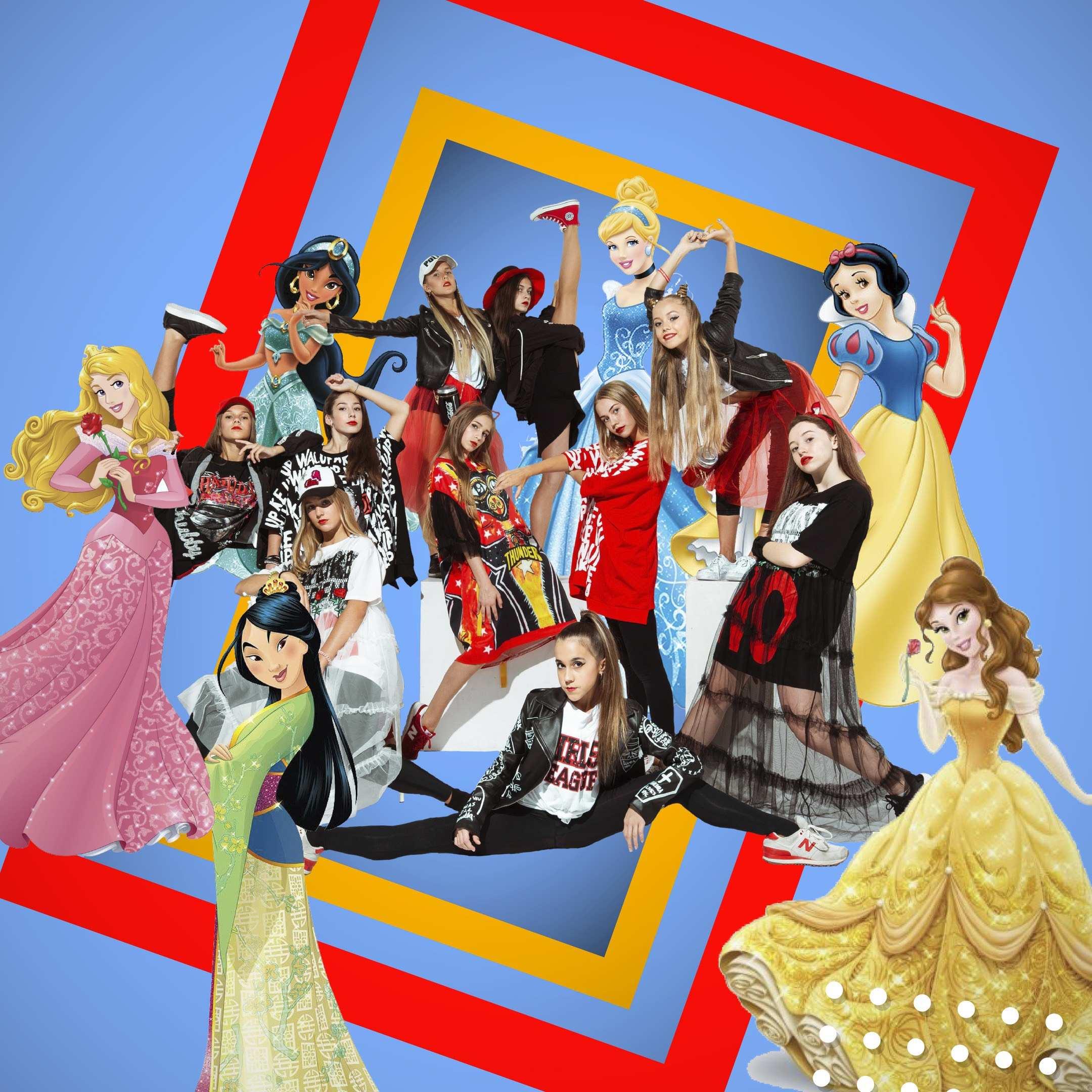 Танцевальная сказка «Перепутанное королевство» со скидкой 35%
