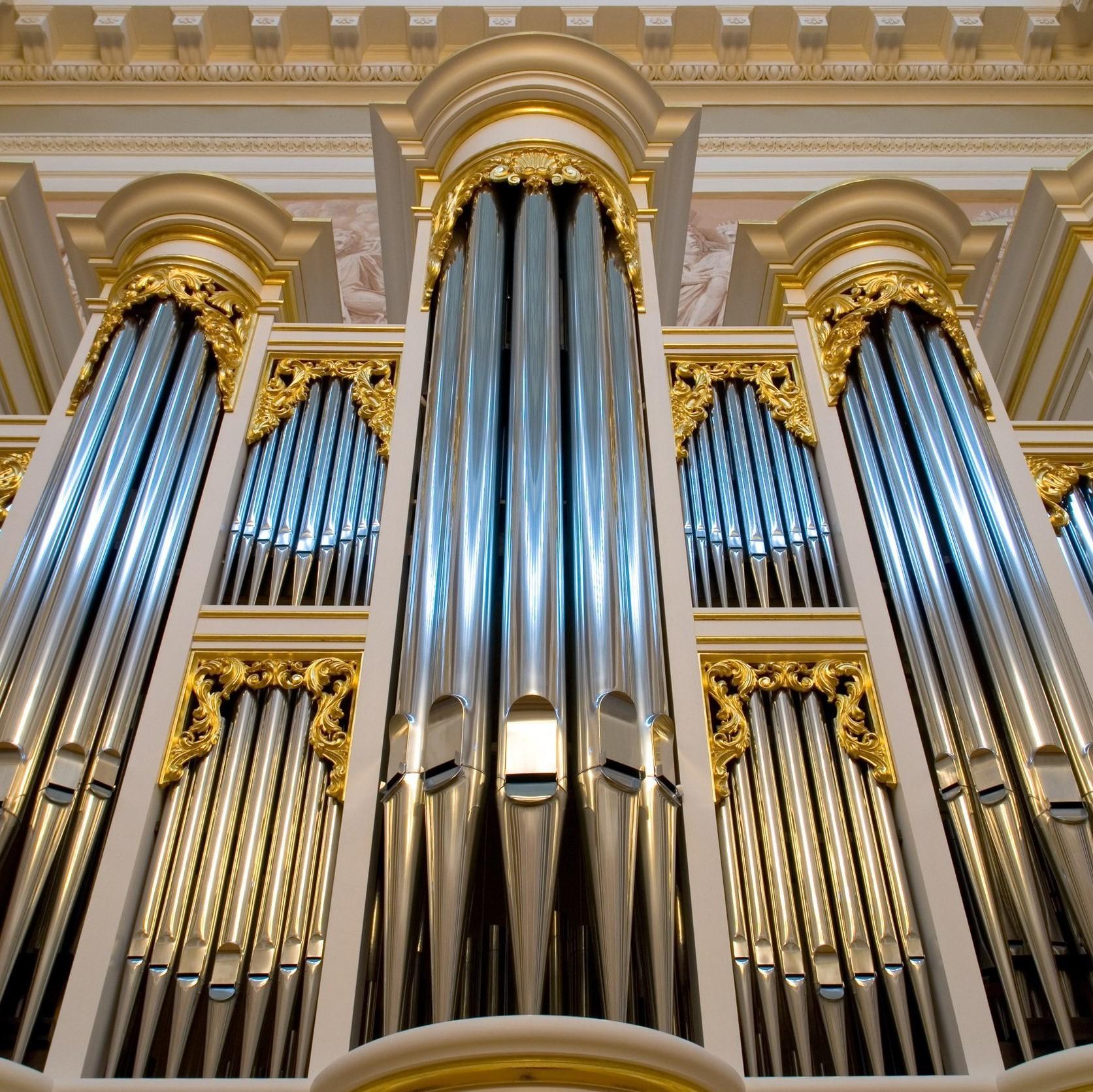 Органный концерт «Воскресные звезды. Бах, Букстехуде»