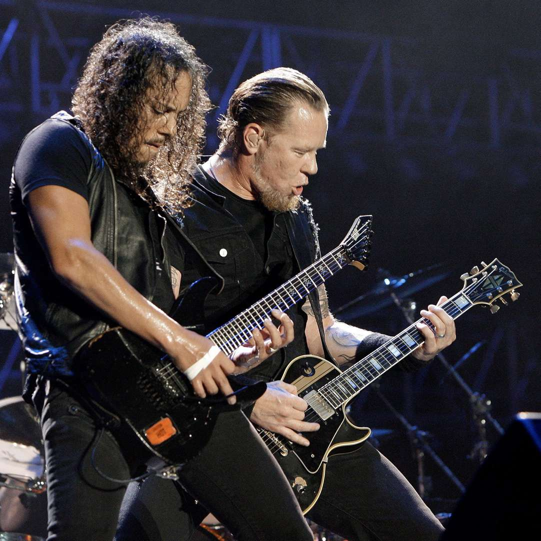 Онлайн-трансляции архивных выступлений Metallica