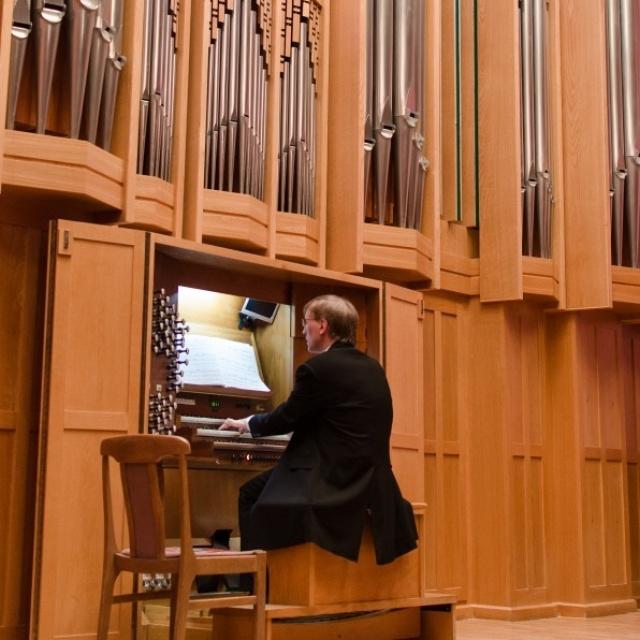 Органный концерт «Забытые листки» соскидкой 50%