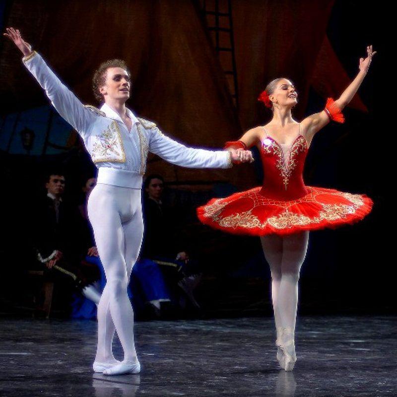 Новогодние Гала-концерты «Шедевры мирового балета»