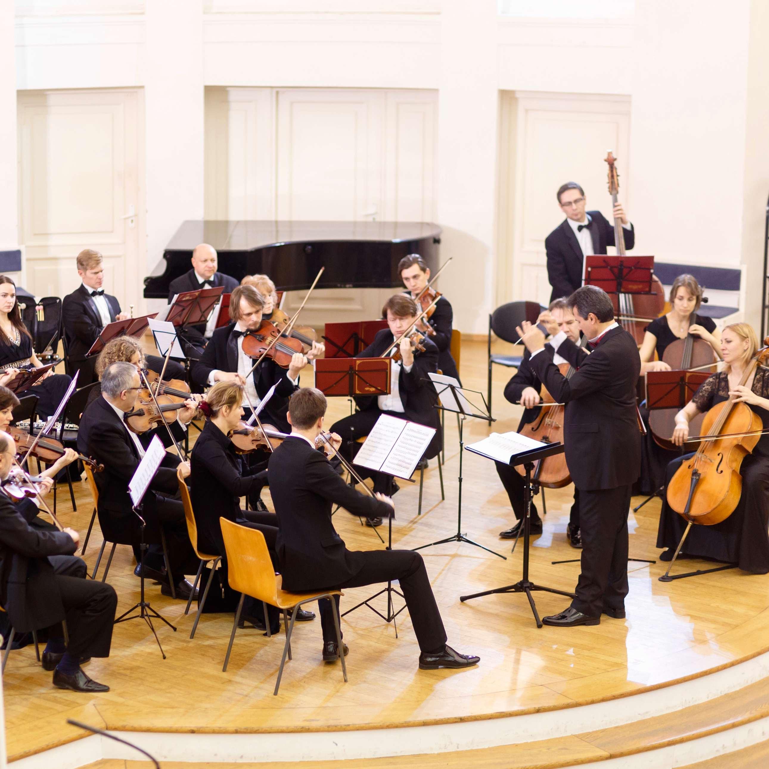 Концерт «Органная музыка под сводами Петрикирхе» со скидкой 40%