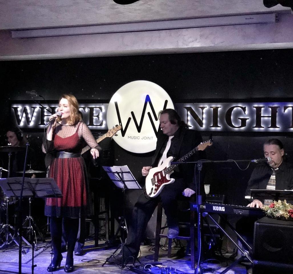 Джазовый концерт «Wonderful Band» в White Night со скидкой 50%