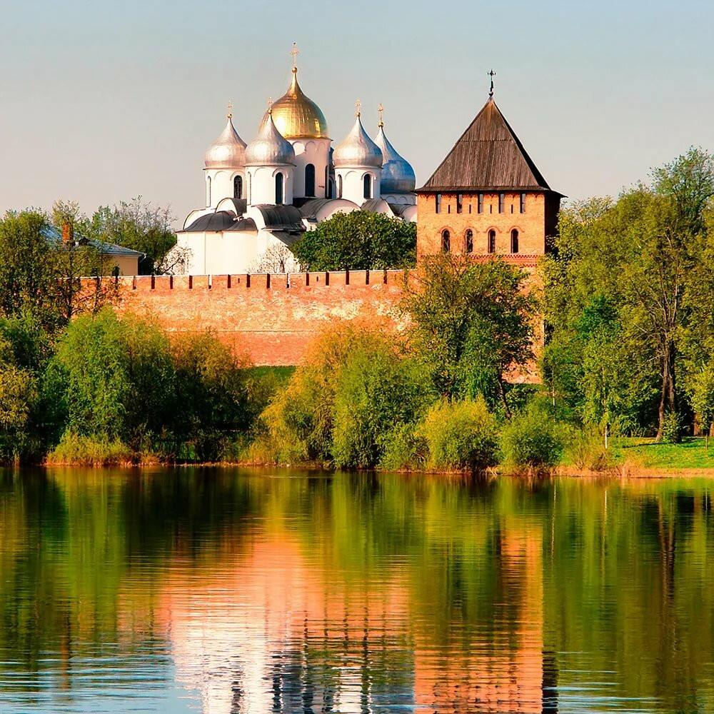 Автобусный тур в Великий Новгород «Новгородские земли» со скидкой 45%
