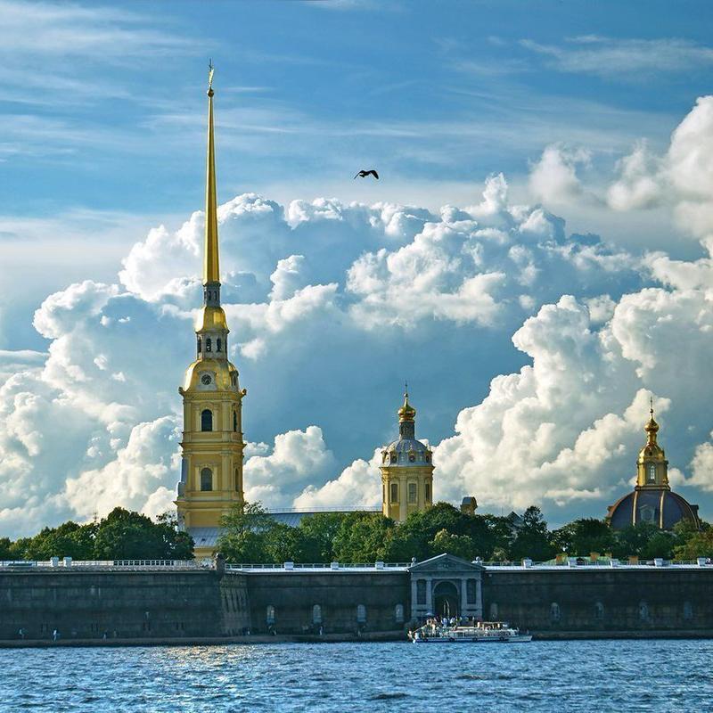 Петропавловская крепость и большая обзорная экскурсия по Санкт-Петербургу со скидкой 44%