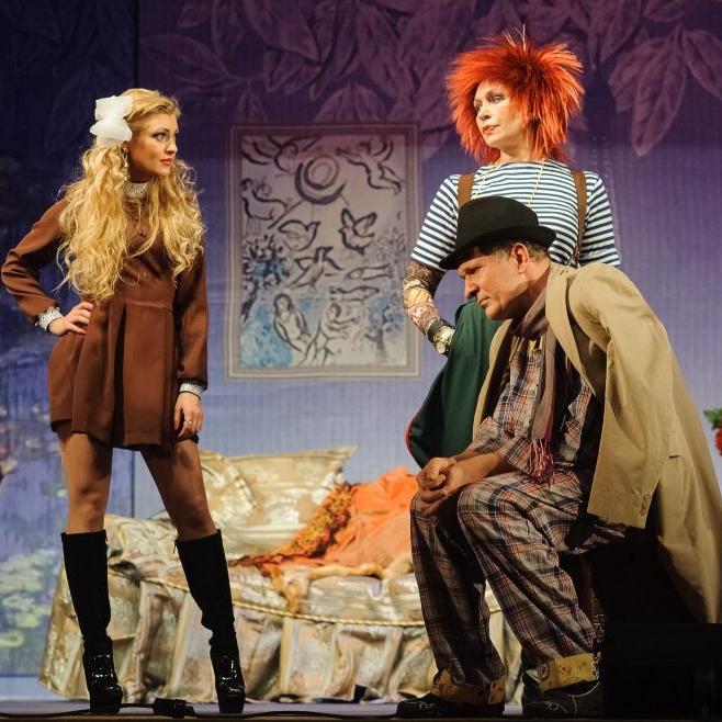 Спектакль «Ловушка для мужа» с Фёдором Добронравовым со скидкой до 67%