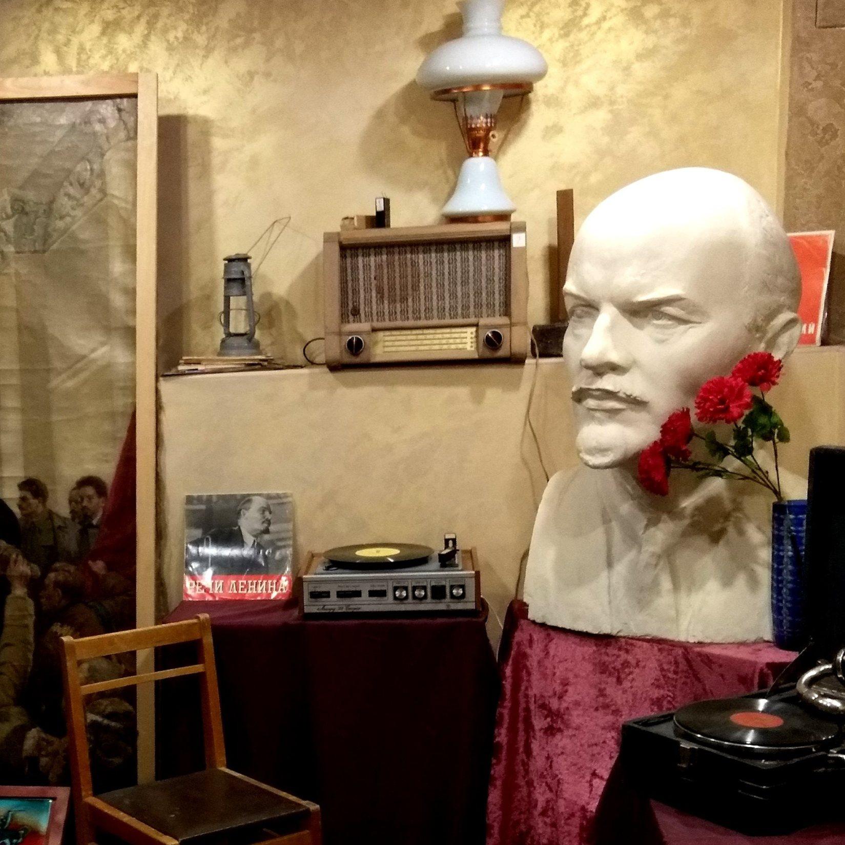 Экскурсия в Музей советской эпохи со скидкой 50%