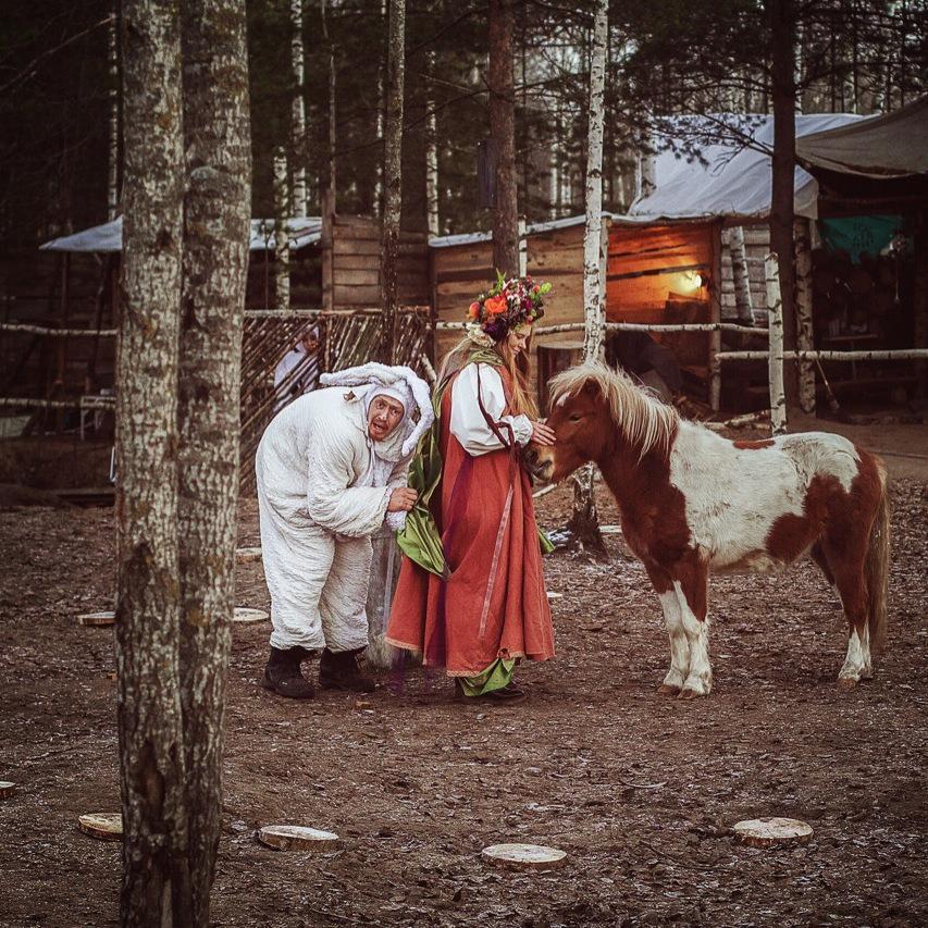 Семейный спектакль-квест «Не придуманные приключения в знаменитом лесу» со скидкой 50%