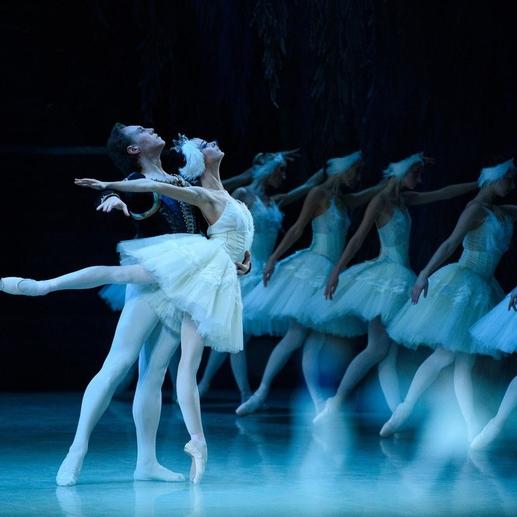 Балет «Лебединое озеро» на сцене Александринского театра со скидкой 30%