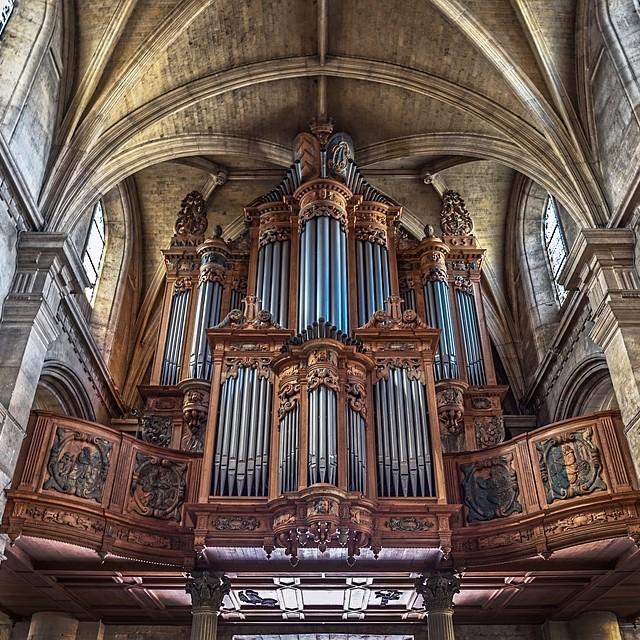Органный концерт «Рыцари музыки: Бах иВивальди»