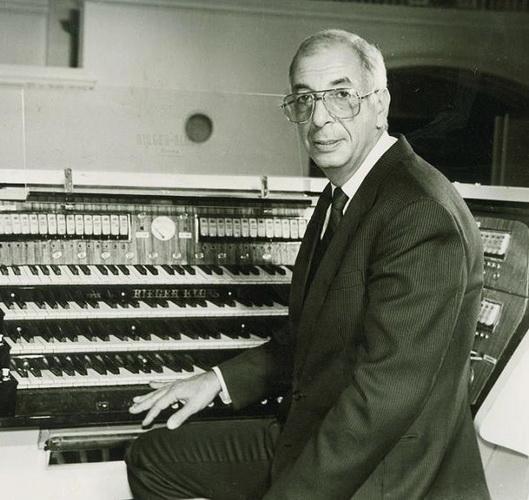 Концерт для симфонического оркестра иоргана «Таривердиев» со скидкой 41%
