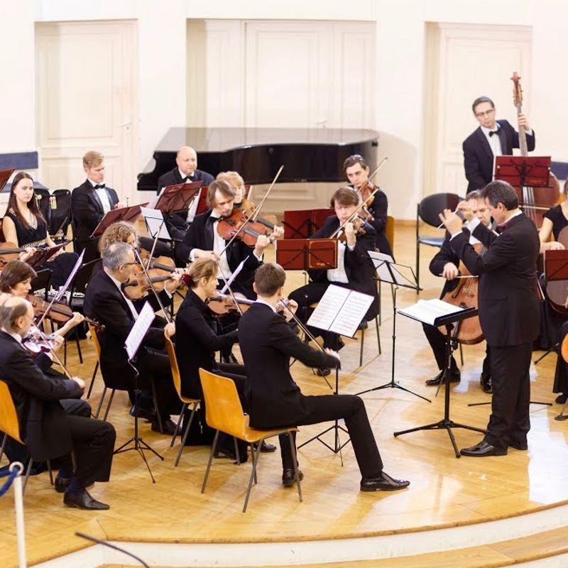 Концерт «Северная Венеция» в Петрикирхе