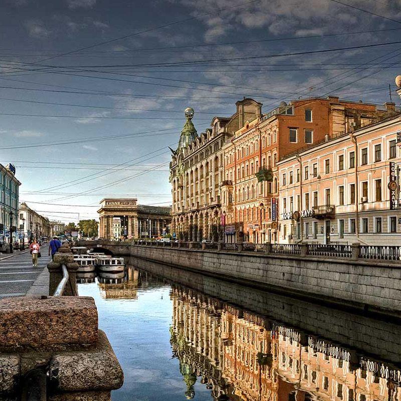 Дневной вояж по рекам и каналам Петербурга от «Нева-Кронверк»