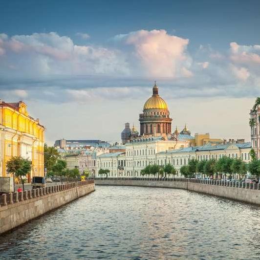 Длительная обзорная экскурсия «Санкт-Петербург и Петропавловская крепость» со скидкой 58%