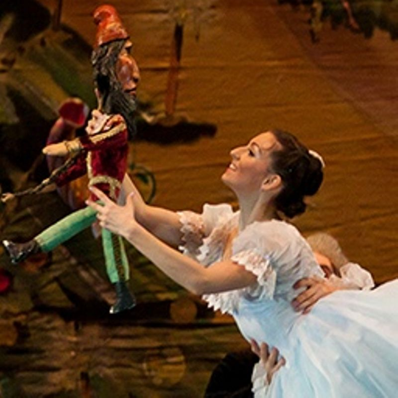 Балет «Щелкунчик» в Эрмитажном театре