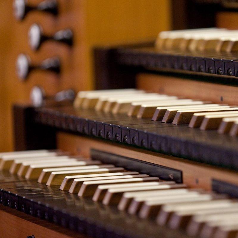 Концерт «Рождественский ноктюрн. Голос и орган. Дакен, Каччини, Бах, Пьяццолла»