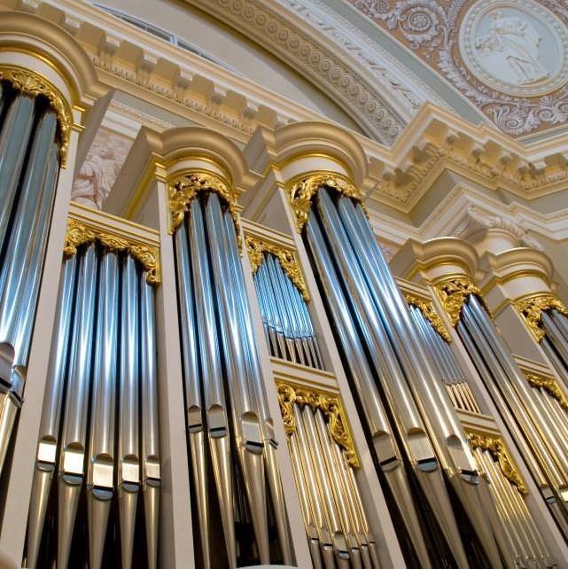 Концерт органной музыки «Великие имена: Бах и Мендельсон»