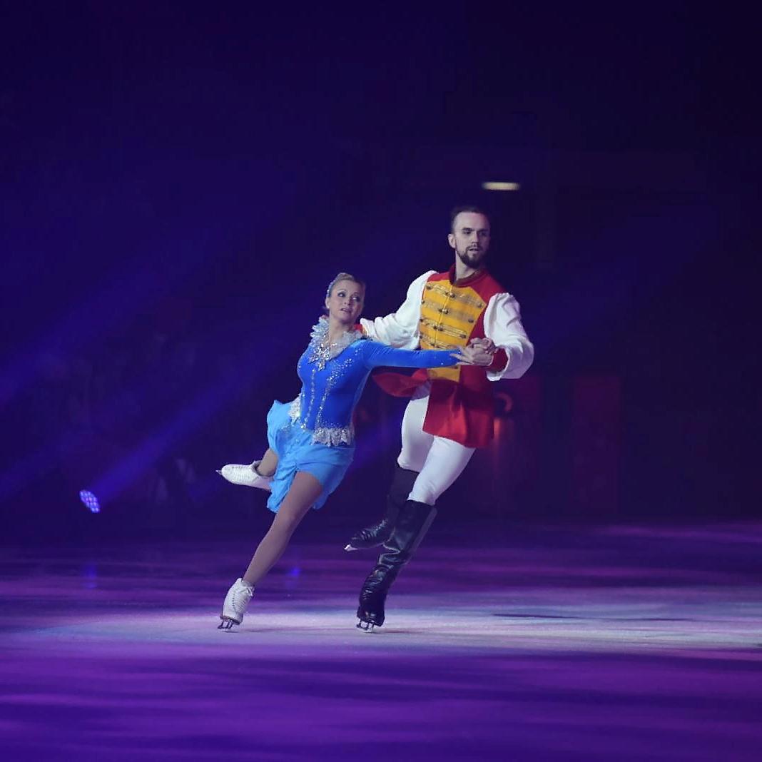 Спектакль «Щелкунчик на льду» с олимпийской чемпионкой Еленой Бережной со скидкой 50%