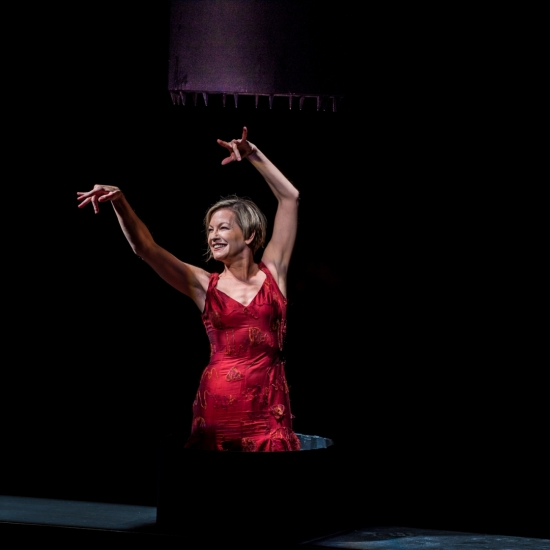 Спектакль Amor на Театральной олимпиаде