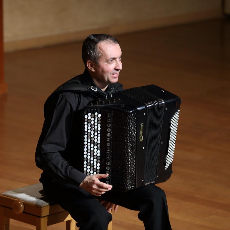 Органный концерт «Столкновение миров. Орган и балалайка: Бах, Вивальди, Глюк» со скидкой 50%