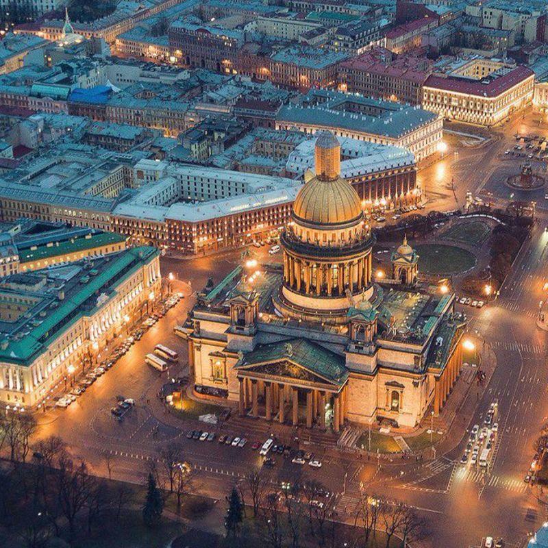 Автобусная экскурсия «Мифы и легенды Санкт-Петербурга»