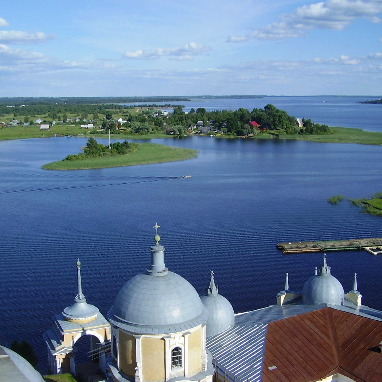 озеро селигер открытка